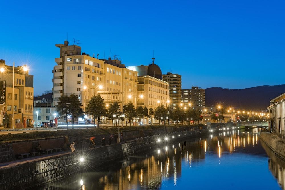天然温泉の大浴場付きビジネスホテル<ホテルソニア小樽>