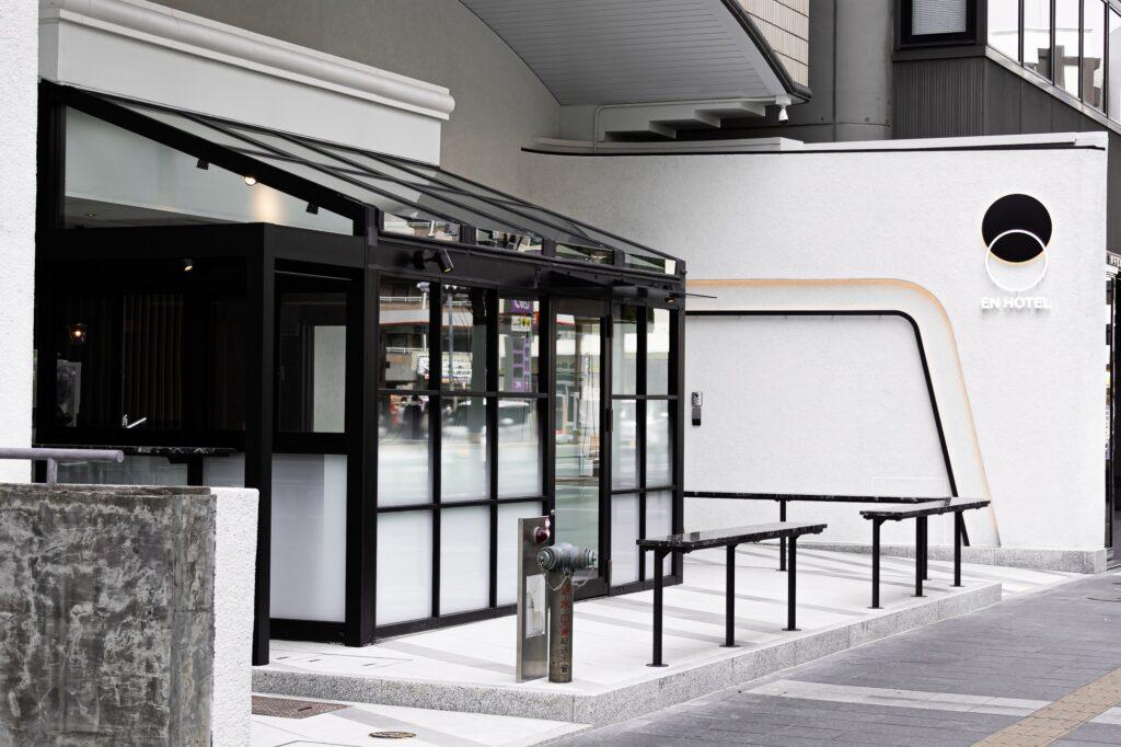 2021年4月1日リブランドオープン!最先端の非接触技術「スマホキー」を導入♪【EN HOTEL Hakata(旧:コートホテル博多駅前)】