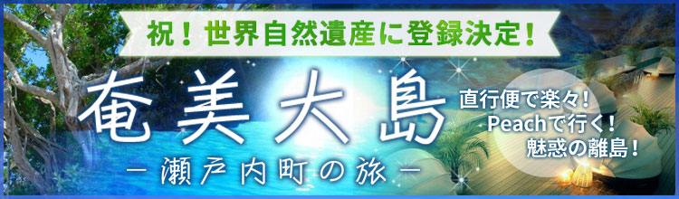 奄美大島 瀬戸内町の旅