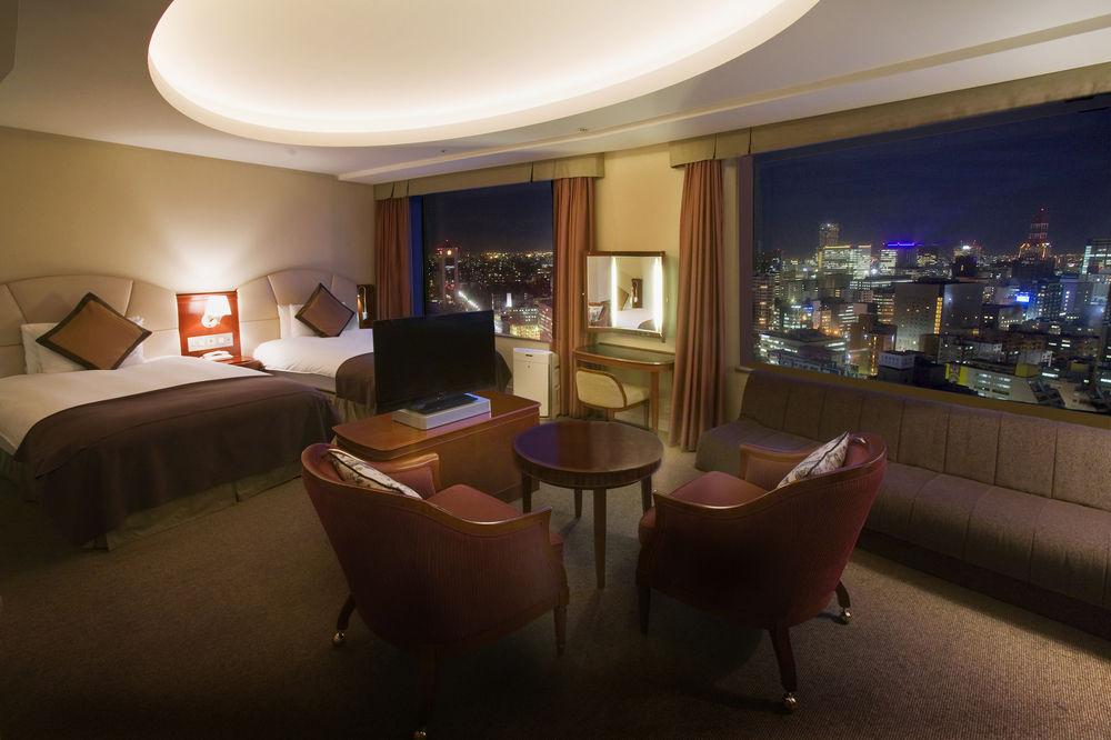 人気ホテルブランド「プリンスホテル」もこの度値下げ対象に☆【札幌プリンスホテル】