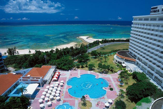 ロイヤルホテル沖縄残波岬
