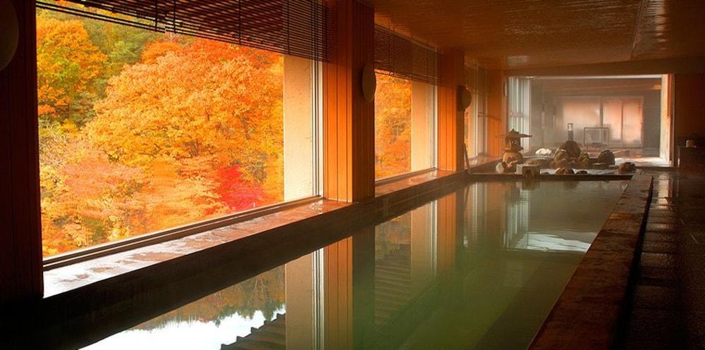 名湯にひたるこだわりの宿!登別温泉の高級温泉旅館◇【登別 石水亭】